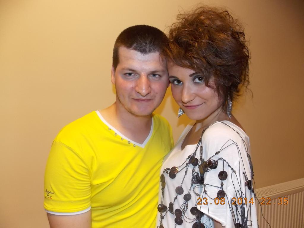 Daniel & Beatrice Apostu
