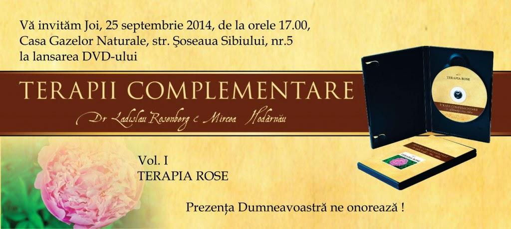 DVD Terapia Rose