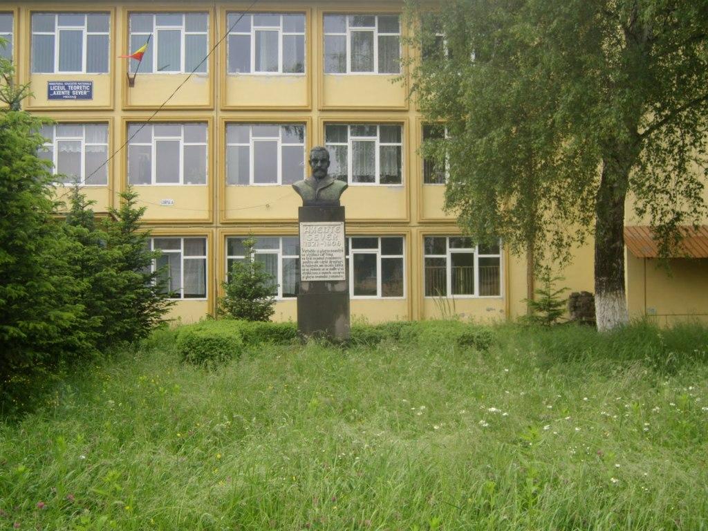 Liceul Axente Sever este EcoScoala 2
