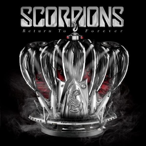 Scorpions- album return-to-forever-Coperta Album