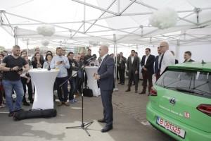 Conferinta lansare retea statii_Kaufland Romania