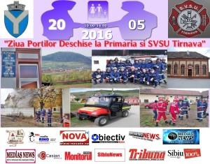 Ziua Portilor Deschise Tirnava 2016 final
