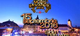 Media Music Awards isi asteapta spectatorii pe 15 septembrie, la Sibiu