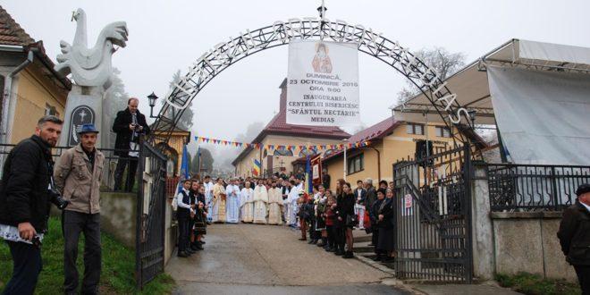 Foto & Video: A fost sfințit și inaugurat Centrul Bisericesc Sfântul Ierarh Nectarie