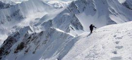 Risc de avalanșă în Munţii Făgăraşului